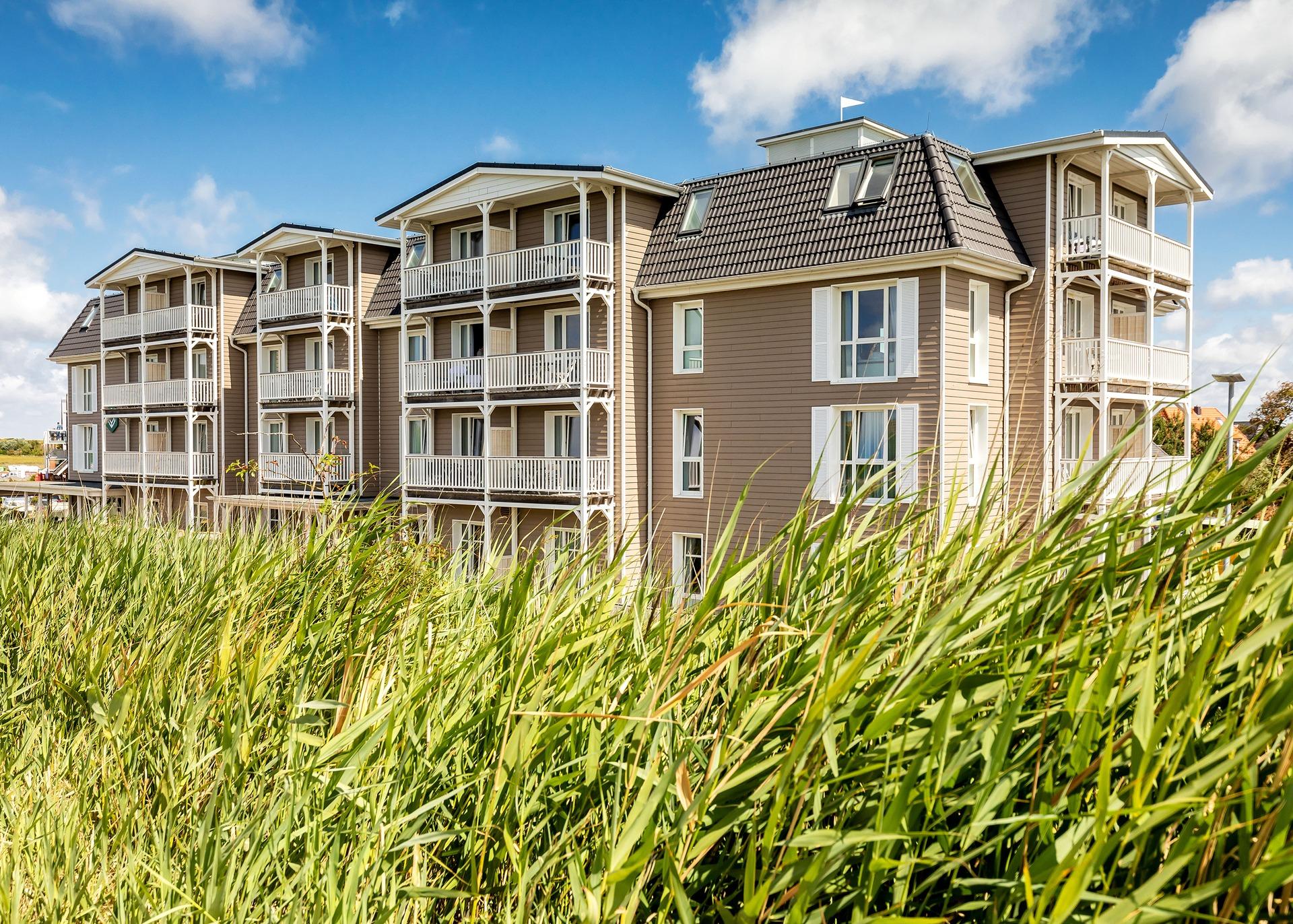 Hotel In St Peter Ording Strandhotel Zweite Heimat