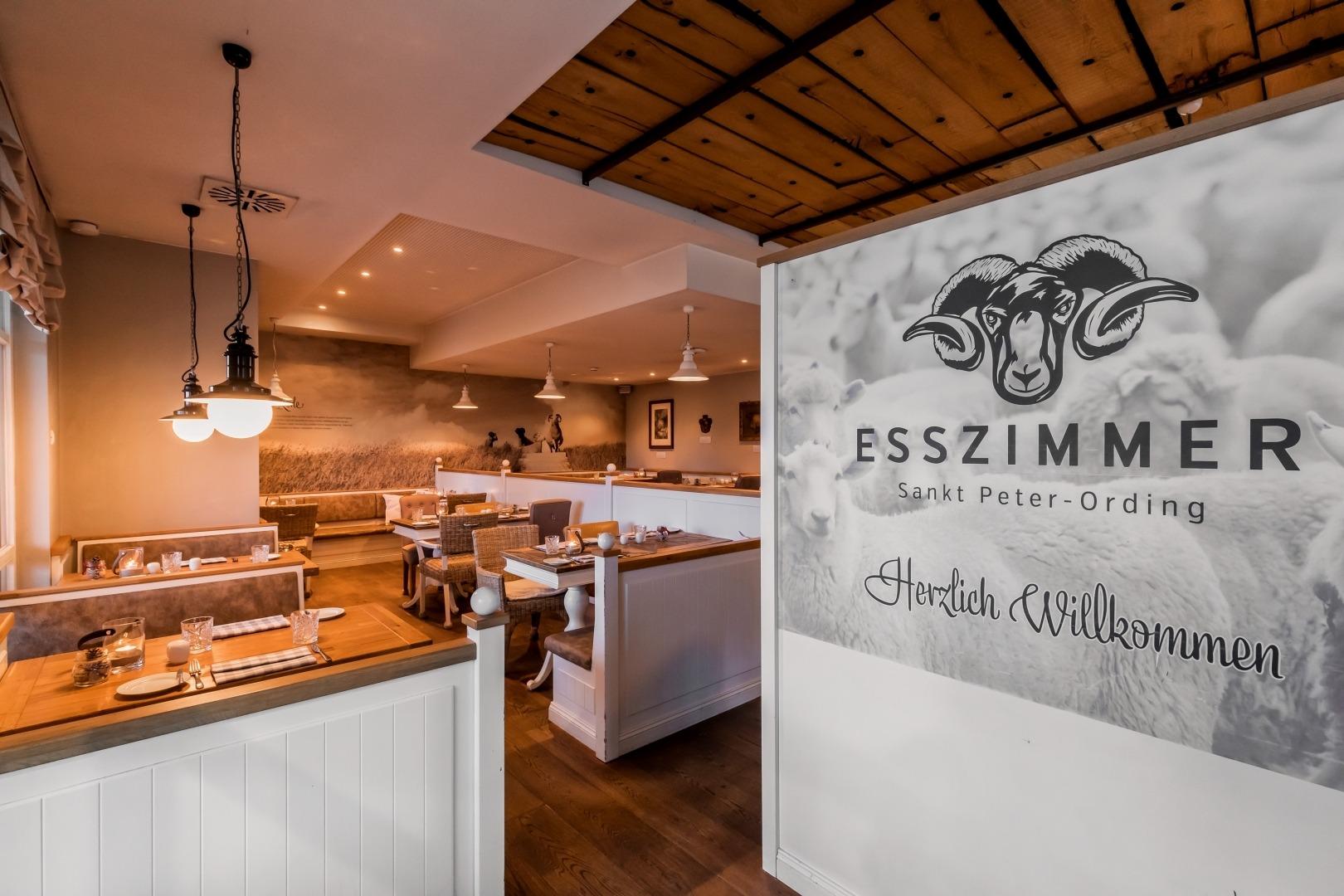 öffnungszeiten Restaurant Esszimmer Strandhotel Zweite Heimat